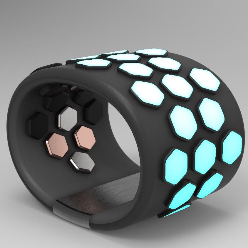 5G Haptic Cuff